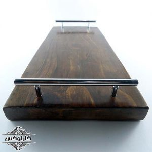 سینی سرو 7-تخته سرو-سینی چوبی-سرو چوبی-کارلوکس-serving tray-serving board-wooden tray-karlux.ir